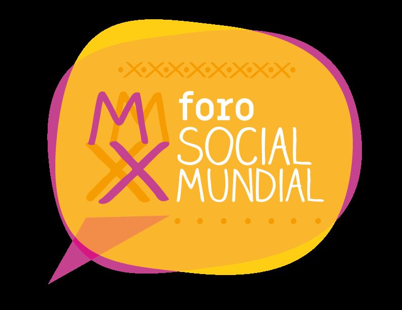 World Social Forum 2021 MX  logo